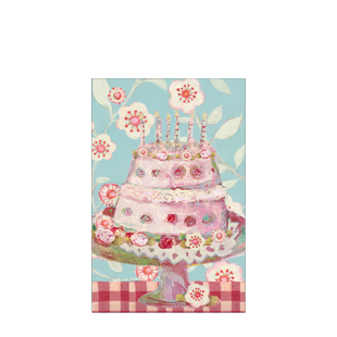 Maileg Gift Card - Birthday Cake