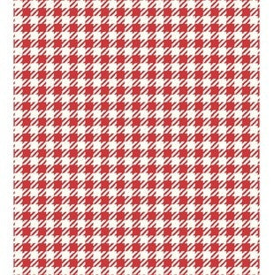 Maileg Tissue Paper - Red/White Checkered