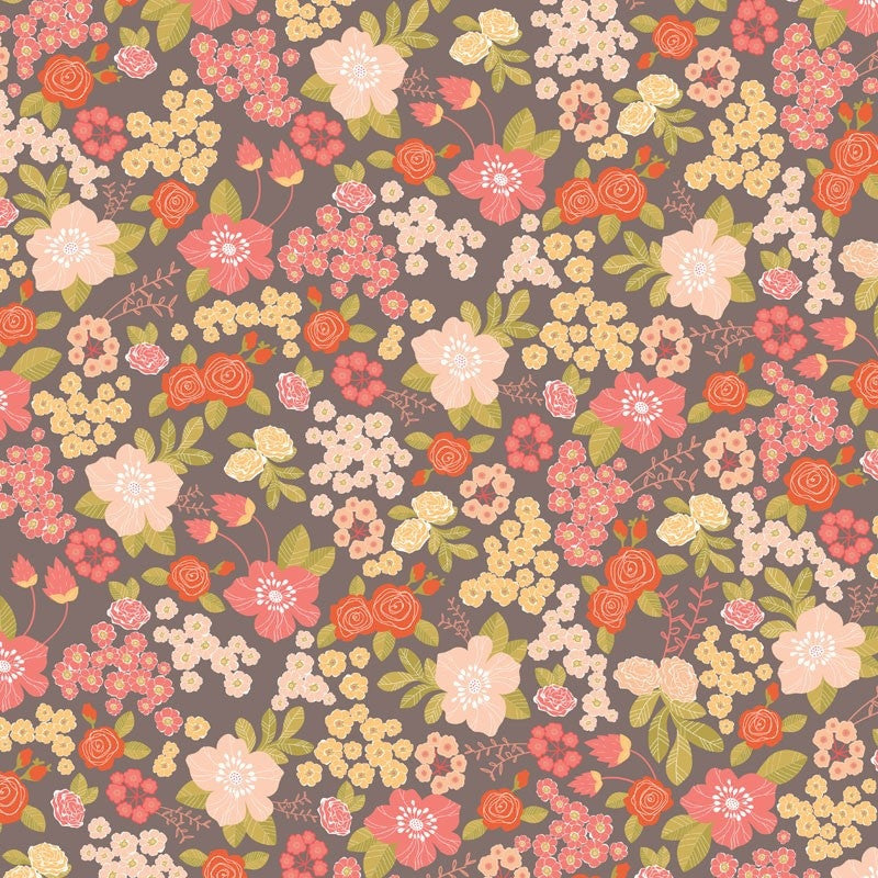 Love Mae Stormy Bouquet Wrapping Paper