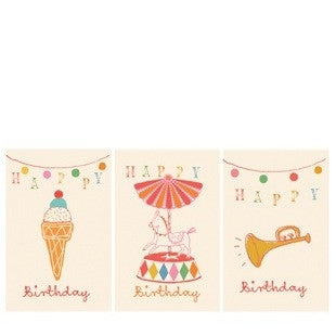 Maileg Happy Birthday Card - Tivoli