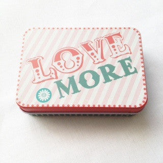 Tin Case - Love More