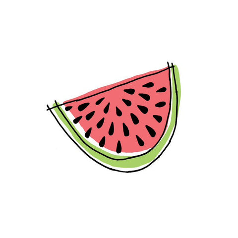 Tattly Tattoo - Watermelon