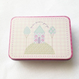 Tin Case - Pretty Little House