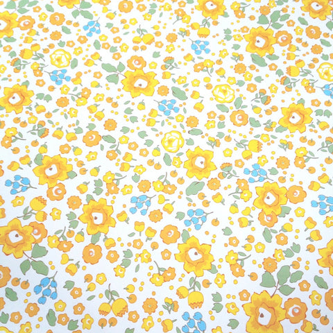 Floral Wrapping Paper - Sunshine