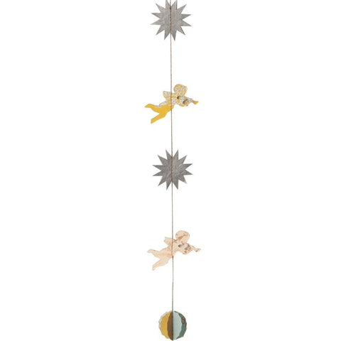 Maileg Paper Ornament on a String