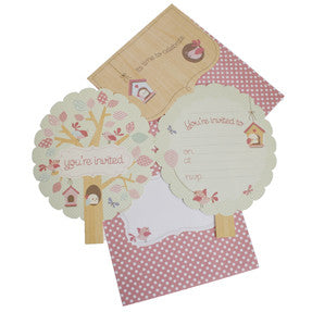 hiPP Little People Bird Invitation Kit