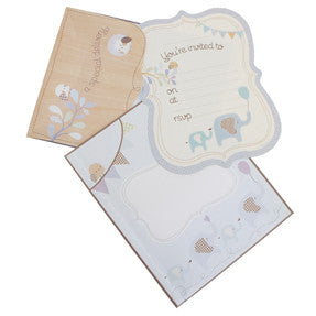 hiPP Special Delivery Invitation Kit - Boy