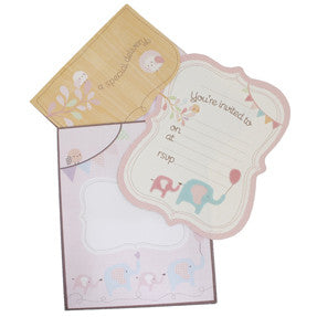hiPP Special Delivery Invitation Kit - Girl