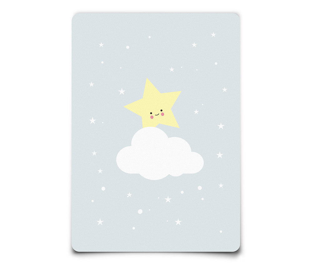 Eef Lillemor Starry Night Postcard