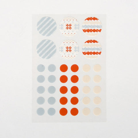 Masking Stickers - Knit