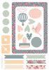 Mini Photo Dots Fabric Decal