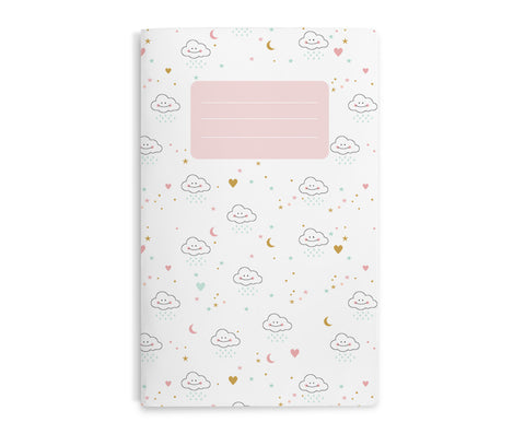 Eef Lillemor Notebook - Clouds
