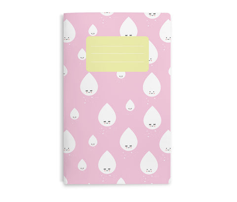 Eef Lillemor Notebook - Drops