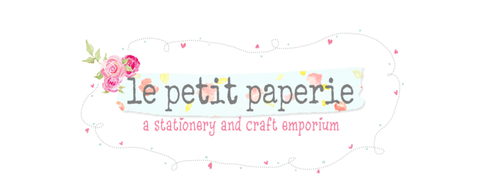 A Stationery and Craft Emporium - le petit paperie