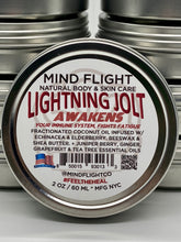 Load image into Gallery viewer, * Lightning Jolt (2 Oz Tins & .5 Oz Tubes)