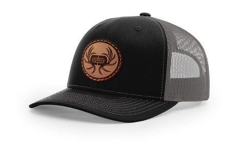 CCCD | CC CUSTOM DESIGNS ANTLERS CIRCLE - TRUCKER