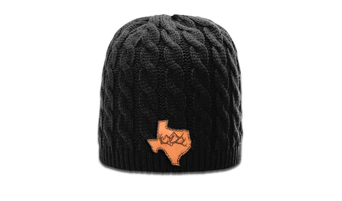 CCCD | CC CUSTOM DESIGNS TEXAS - WOMEN'S CABLE KNIT