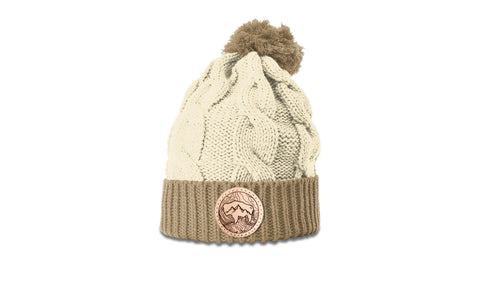 TOPO BUFFALO CIRCLE - CHUNK TWIST KNIT