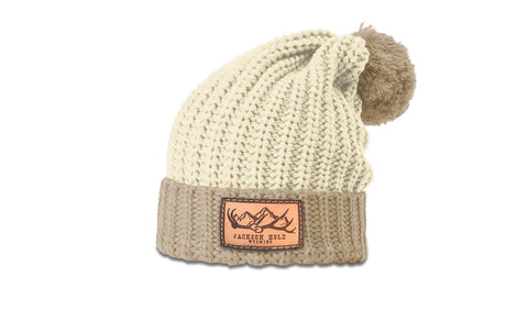 CCCD | CC CUSTOM DESIGNS JACKSON HOLE WYOMING - CHUNK POM