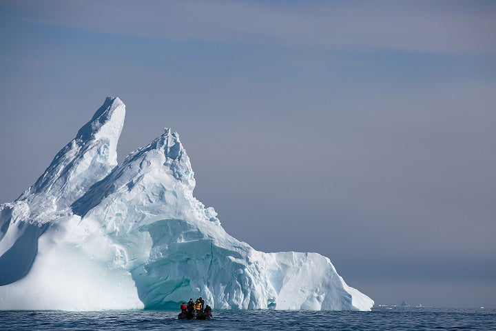 Floater Coats and Icebergs