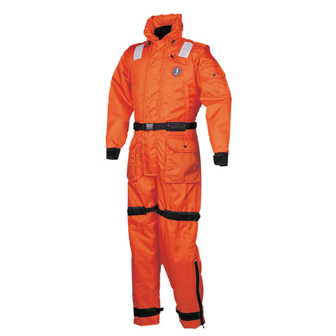 Deluxe Anti-Exposure Overall and Flotation Suit