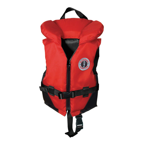 MV1203 Infant Classic Foam PFD Red-Black
