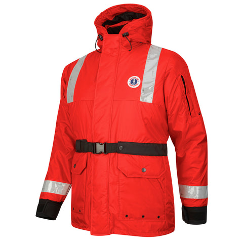 MC1536 Thermosystem Plus Flotation Coat Red