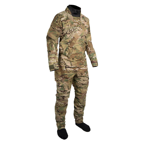 MSD676 Sentinel™ Series Lightweight Special Operations Dry Suit Crye Multicam Camouflage