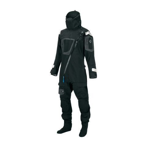 MSD500 EP 6.5 Ocean Racing Dry Suit (Factory Seconds) Black