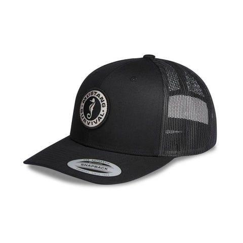 mustang survival baseball hat
