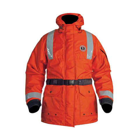 MC1535 ThermoSystem Plus Flotation Coat Orange