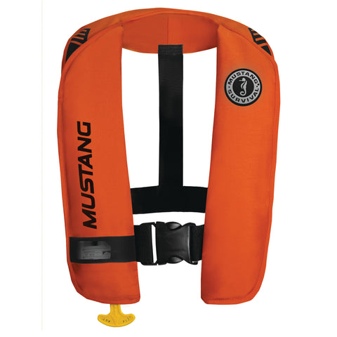MD2017T1 M.I.T. 100 Automatic Inflatable PFD Orange-Black