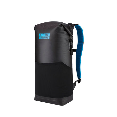 MA261502 Highwater 22L Waterproof Backpack Black-Azure