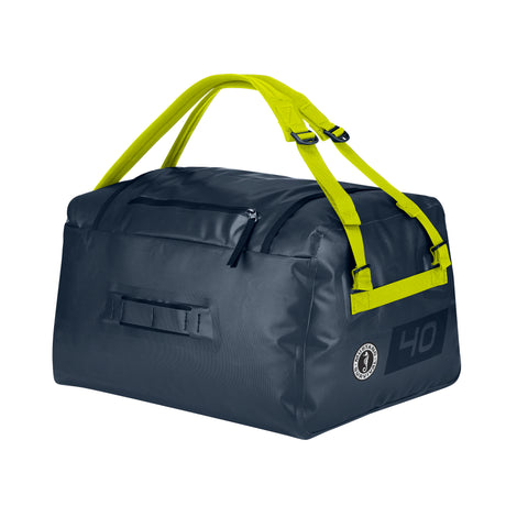 MA2613 Pacifica 40L Waterproof Duffel Bag Admiral Gray
