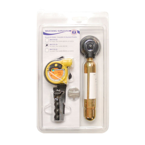 hydrostatic inflator re-arm kit