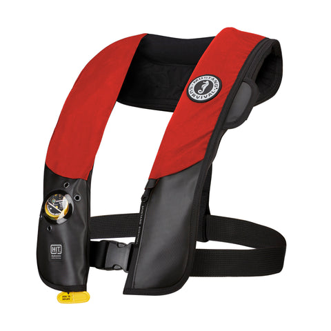 MD315302 HIT™ Hydrostatic Inflatable PFD Red-Black