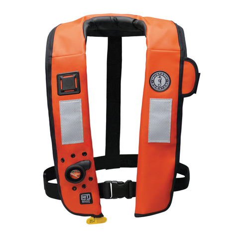 MD3157 Hit Inflatable Life Jacket (Auto Hydrostatic) Orange
