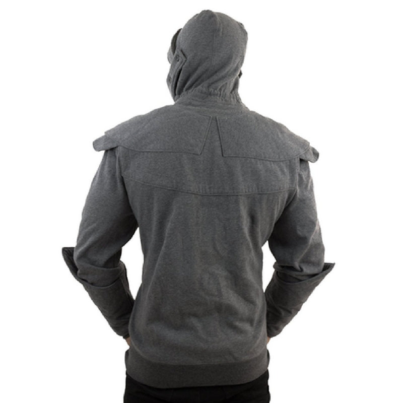 Original Knight Hoodies Grey Back Angled Game of Thrones
