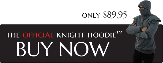 Buy Now - The Official Knight Hoodie