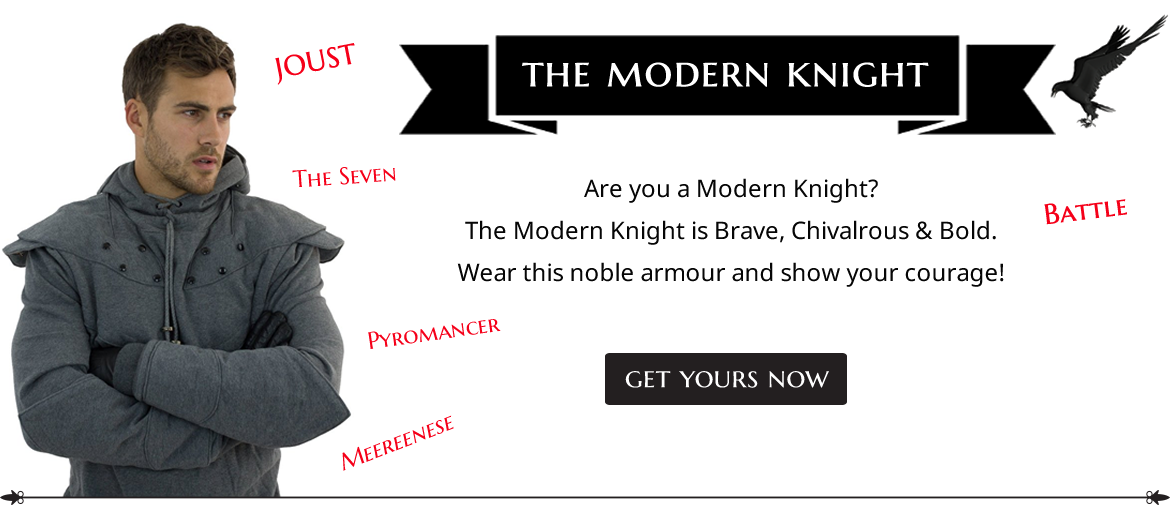 Buy The Knight Hoodie Armor