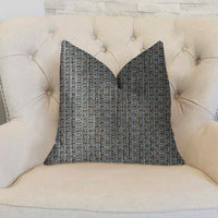 Noemie Multicolor Luxury Throw Pillow