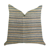 Peyton Braid Luxury Throw Pillow
