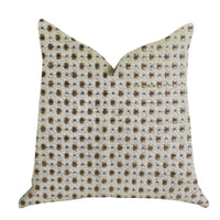 Haven Pointe Patterned Luxury Throw Pillow