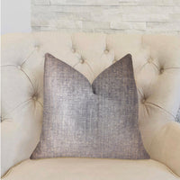 Radiance Blue Luxury Throw Pillow