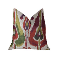 Tigerlily  Luxury Throw Pillow