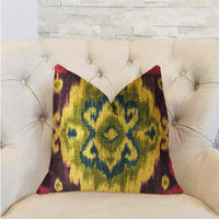 Destiny Multicolor Luxury Throw Pillow
