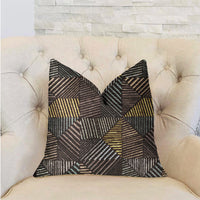 Highland Heights Multicolor Luxury Throw Pillow