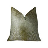 Venetian Gold Handmade Luxury Pillow