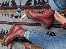 Load image into Gallery viewer, Dr. Martens - 1460 Cherry Red