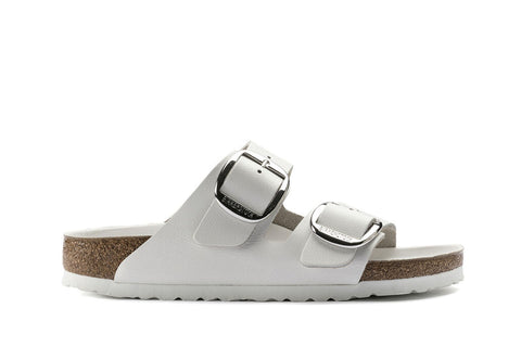 Birkenstock - Arizona Big Buckle White